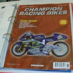 DeAGOSTINI CHAMPION RACING BIKES Issue 36 SUZUKI RGV500 Magazine